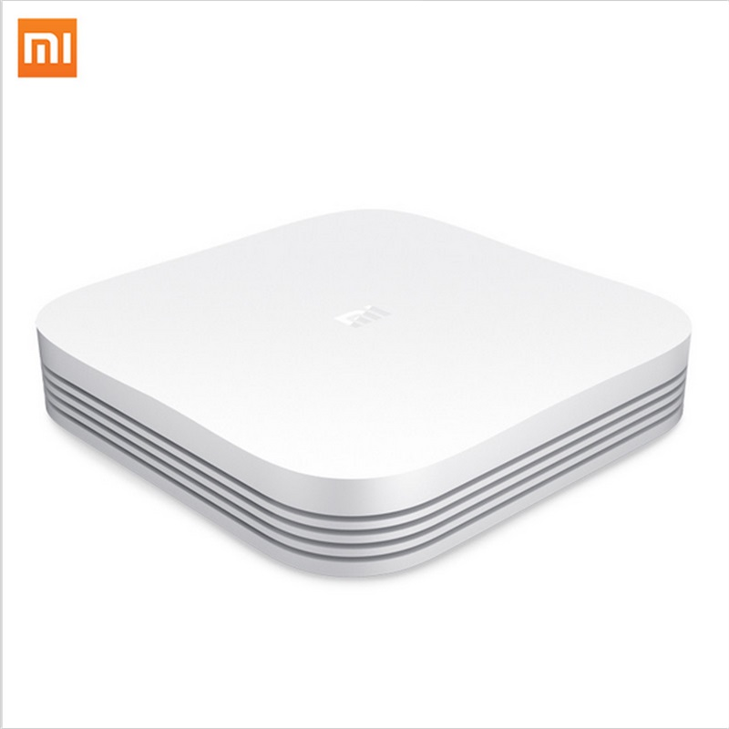 Original Xiaomi Mi TV Box 3 pro Android 5.1 Smart 4K HD MiTV MiBox 3S RAM 2GB/8GB Dual USB Support Miracast Dual Core Cortex-A72 медицинбол starfit pro gb 702 цвет желтый 3 кг