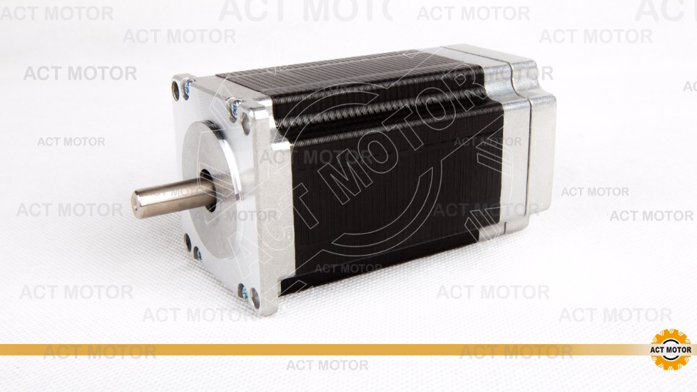 ACT Motor 1PC Nema23 Brushless DC Motor with 1:47 Gearbox 57BLF02AG47   24V 125W 3000RPM 3Phase Single Shaft CNC RouterACT Motor 1PC Nema23 Brushless DC Motor with 1:47 Gearbox 57BLF02AG47   24V 125W 3000RPM 3Phase Single Shaft CNC Router