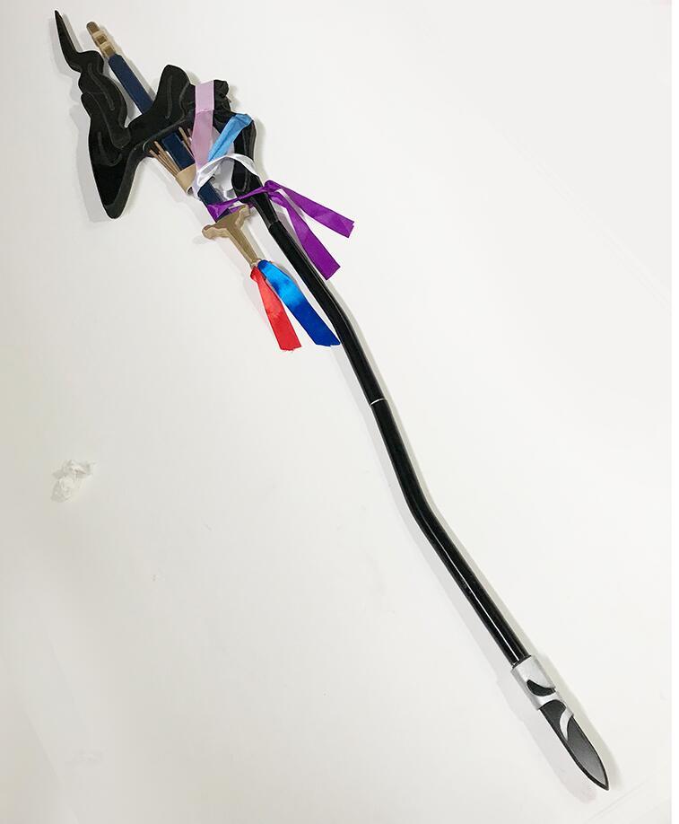 Fate Grand/Order Merlin's wand staff cosplay wand magic staff props 1