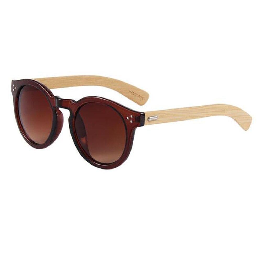 69dc7a6eb BerWer 2018 جديد الخيزران النظارات الشمسية الرجال نظارات شمس بإطار خشبي  النساء مرآة الأصلي الخشب نظارات Oculos دي سول masculino