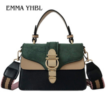 EMMA YHBL  Stylish lady's handbag with all kinds of locks messenger bag clamshell cross-body bag high quality small handbag bag all kinds of size ipl xenon lamp with high quality and wholesale price