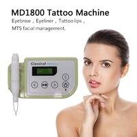 Профессиональный бровей татуировки ручка для постоянный макияж бровей Microblading Макияж DIY Kit с татуировки иглы