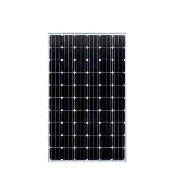 Solar Panel Home System Kit 20v 250w 20 PCs Solar Power System 5000W 5KW Solar Battery Grid Tie Off Grid Solar System For Home
