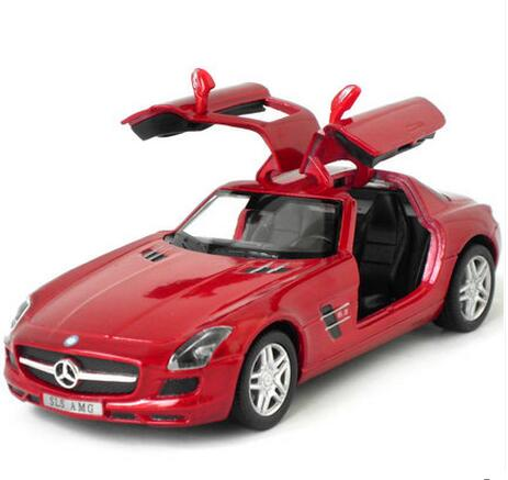 US $27 98  New Arrival 1:36 Scale Diecast Metal Model Car Miniature Car  Brinquedo Pull Back Cars Toys, Doors Openable Car Toy Model-in Diecasts &  Toy