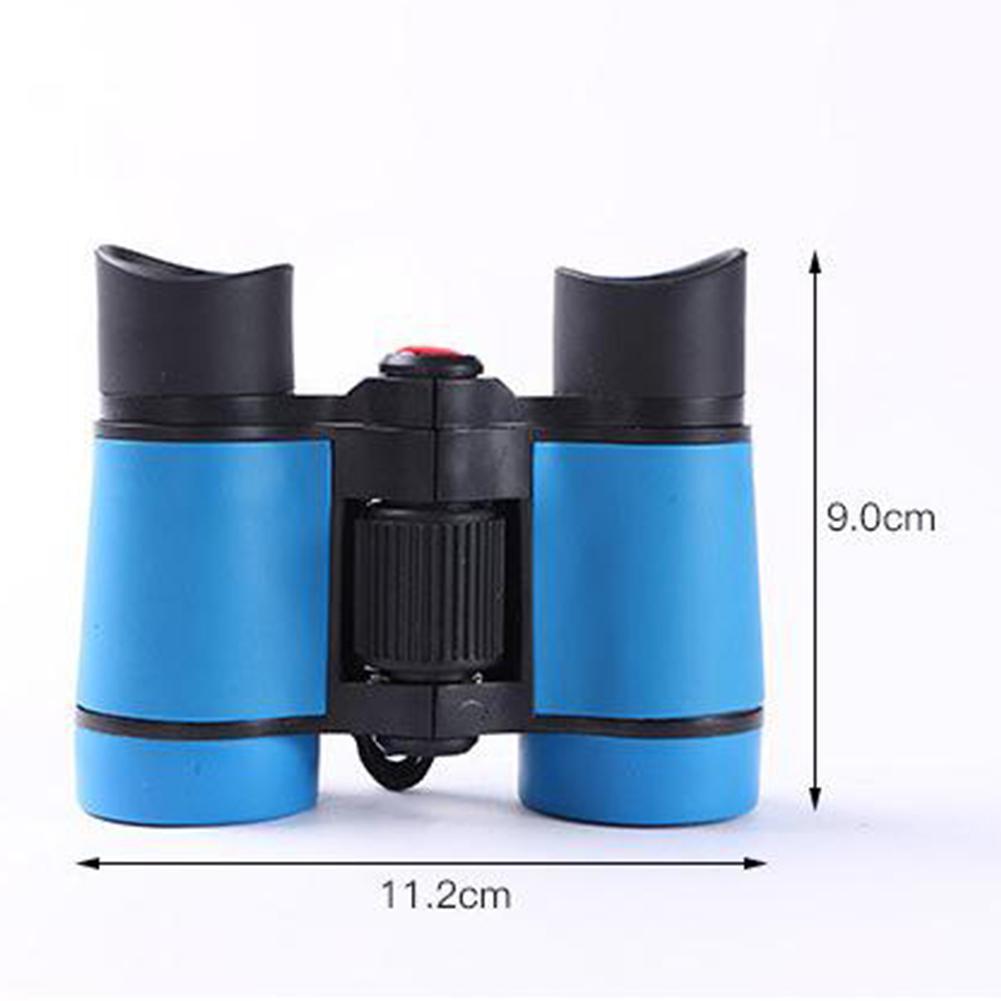 HobbyLane 4x30 Plastic Children Binoculars Telescope Maginification For Kids Outdoor Games Boys Toys Gift 4