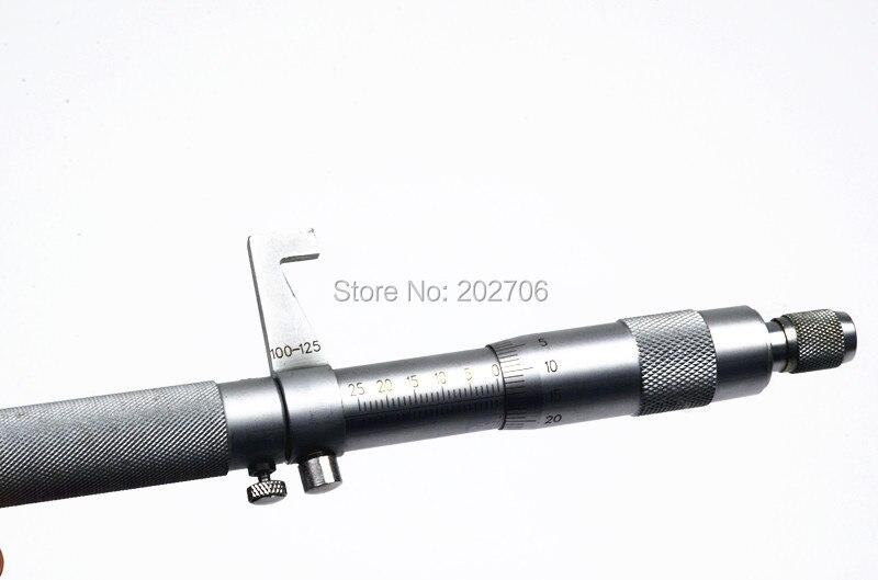 100-125 мм внутренний микрометр
