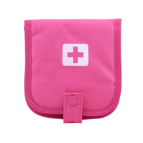 Portable Drugs Safety Bags Home Emergency Survival Pouch Small Medicine Divider Storage Organizer Mini First Aid Kit Empty Bag