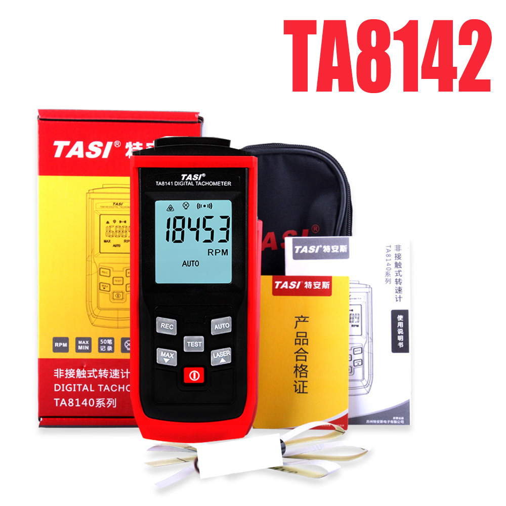 ta8142 digital tachometer laser tachometer optical. Black Bedroom Furniture Sets. Home Design Ideas