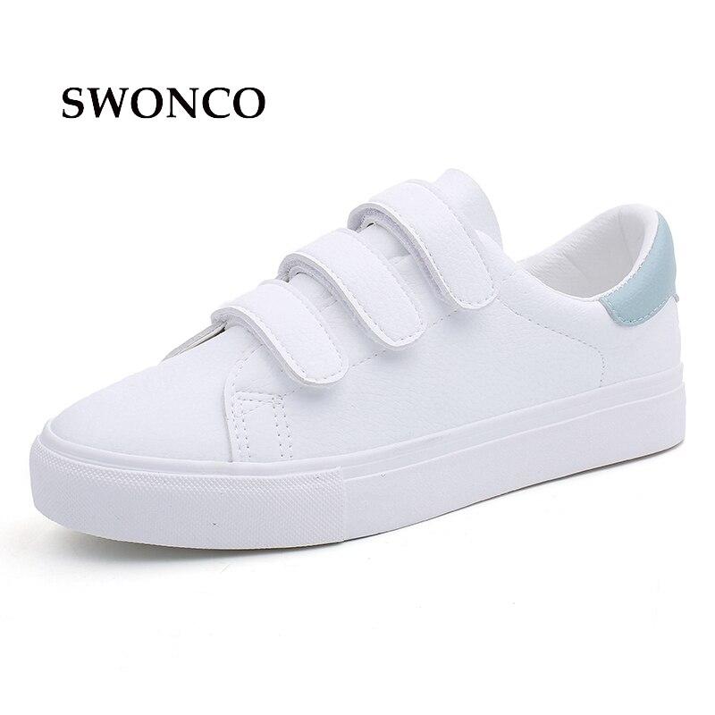 SWONCO Women's Vulcanize Shoes Sneakers