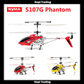Original Syma S107G S107 3.5CH RC Helicopter with gyro Radio Control Metal alloy fuselage R/C Helicopter Mini Indoor. DD001