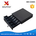 5 Bill 5 Coin 3 Position Lock 1 Check Port POS Cash Drawer Cash Register Durable Mental Clip with RJ11 Interface