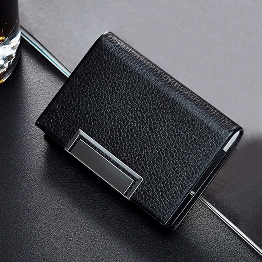 Women Men Credit Card Package Card Holder Business Card Case Designer Wallets High Quality