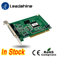 Free shipping Leadshine 4 Axis Quadrature Encoder Counter Card ENC7480 WITH IO and whole set of accessories