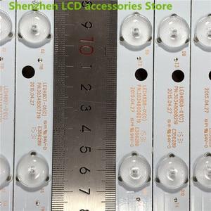 Image 5 - 10Pieces/lot FOR Haier  LE48F3000W LCD TV backlight   LED48D7 ZC14 01 LED48D8 ZC14 01   100%NEW
