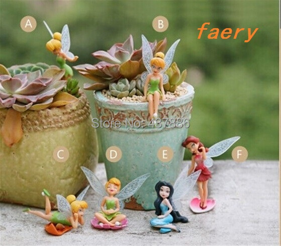 Gardening supplies potted small decoration toy micro ...