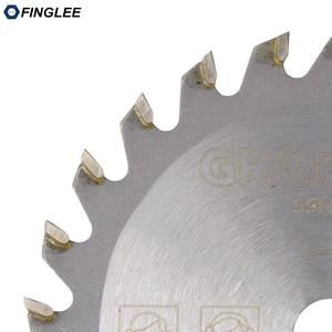 Image 5 - FINGLEE 1Pc 85mm TCT Houtbewerking Mini Cirkelzaag Blade Acryl Plastic Snijden Blade Algemene Purpose voor Hout