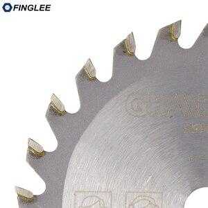 Image 5 - FINGLEE 1Pc 85mm TCT נגרות מיני מסור עגול להב אקריליק פלסטיק חיתוך להב כללי תכליתי עבור עץ