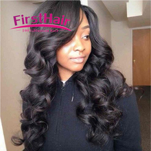 Nice Peruvian Virgin Hair Body Wave With Closure Stema Hair Company 3 Bundles With Frontal Closure Human Hair Weave Closures
