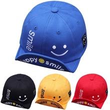 Hats Baseball-Caps Spring Sun-Hat Kids Snapback Toddler Children Summer Embroidery Baby-Boy-Girl