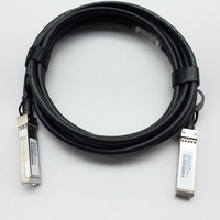 JG081C for HP 5m 10G SFP+ DAC Twinax cable assembly passive 3.3V Duplex SFP+ 24AWG 10GBASE CU