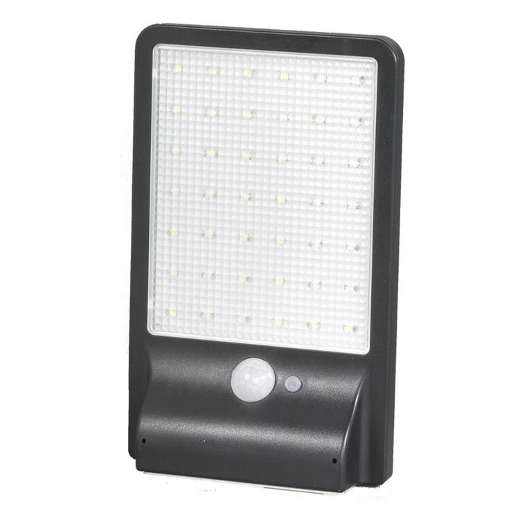 sensor de movimento pir seguranca 42led lampadas 04