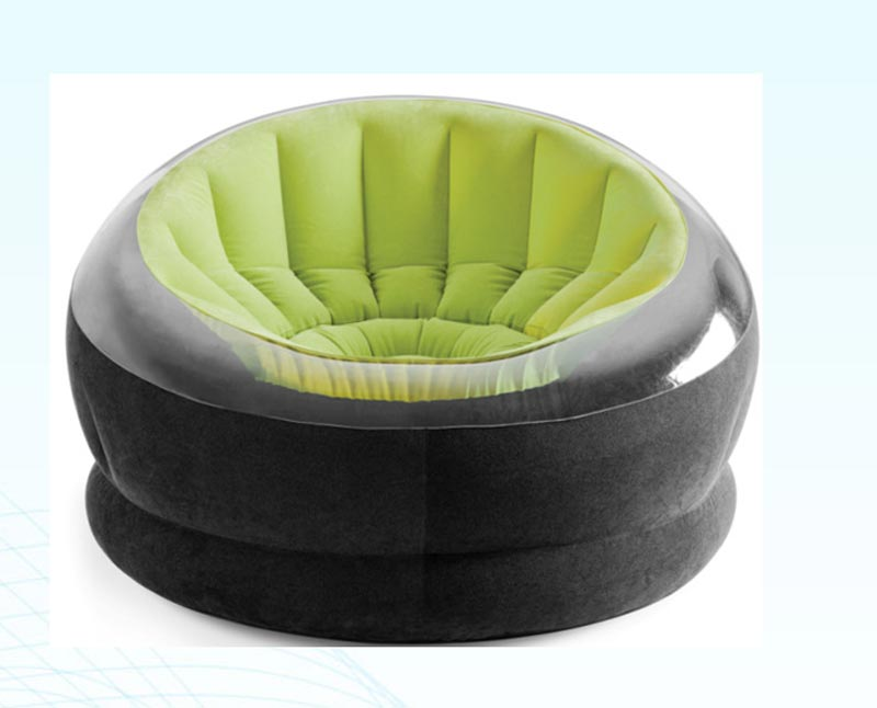 Intex Sofa Bed Set Air Furniture One Person Size 112 109 69cm Include Repair Patch Inflatable Easy Inflate On Aliexpress Alibaba