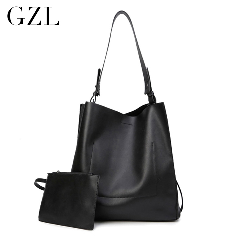 GZL High Grade Quality PU Leather Women Handbags Bucket Bag female Messenger Bags Ladies Shoulder Crossbody Bag Bolsas HB0037 gzl high grade quality pu leather women handbags bucket bag female messenger bags ladies shoulder crossbody bag bolsas hb0037