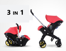 Foofoo vinng baby strollers 2 in 1 baby car seat stroller 0 2 years baby use