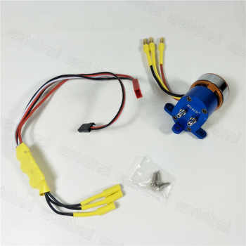 Smoke Pump with Brushless Motor and ESC for Gas Engine RC Airplane