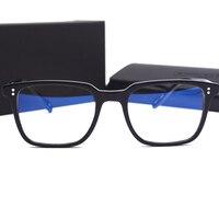 Retro Glasses Acetate Frame Optical Reading Glass Men Women OV5031 NDG Eyeglasses Frame Oculos De Grau Oculos De Grau