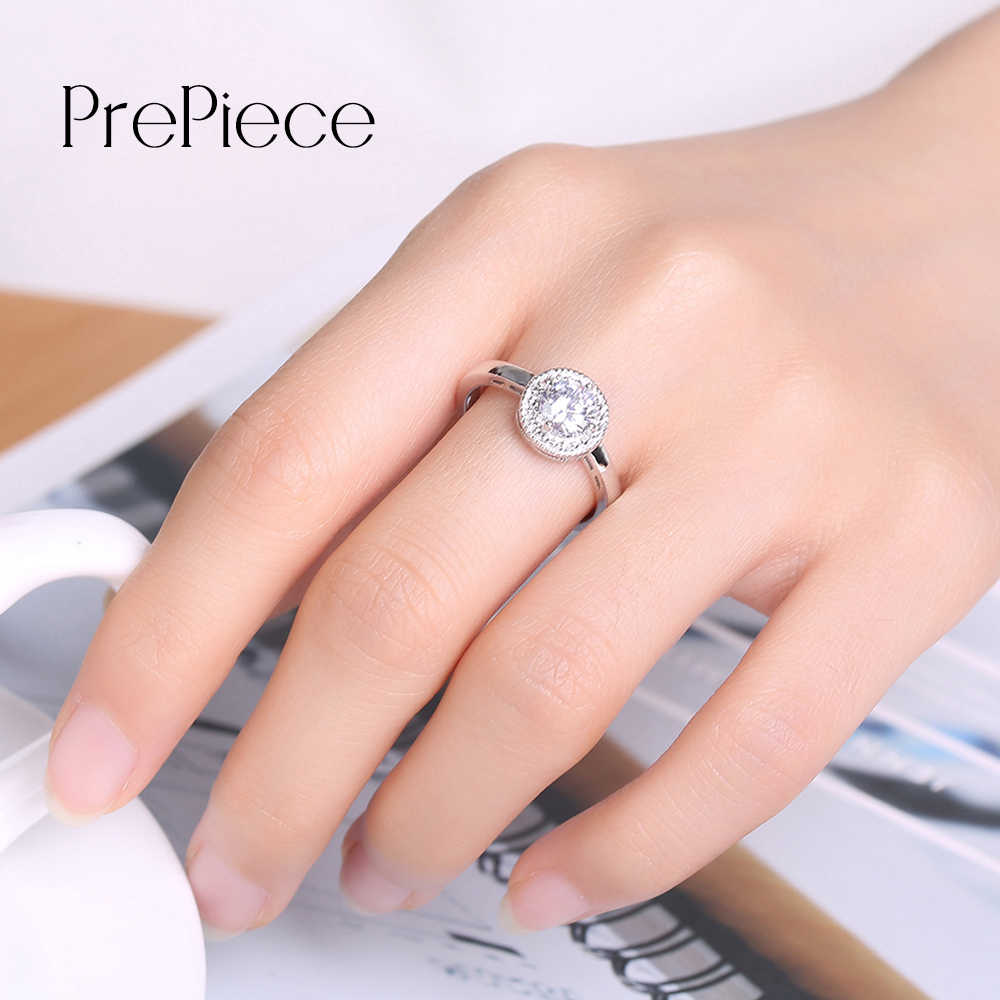 Aliexpress.com : Buy PrePiece Hot Unique Wedding & Engagement ...
