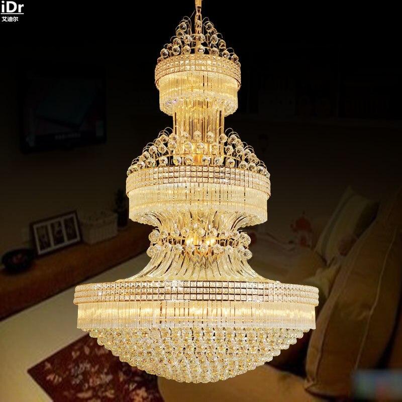 Das Hotel Lobby Lichter Treppen Licht Villa Haus Boden Penthouse Etage Wohnzimmer Lampe Scheinwerfer Kronleuchter