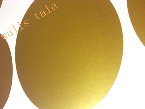 HTB1EMFZGVXXXXXhXFXXq6xXFXXXb - Variety of sizes Polka Dots , Gold Polka Dots Stickers for kids rooms