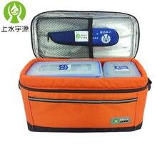 Mehr größe stil thermische tasche student lunchbox oxford 10mm baumwolle dicker picknick kühltasche bolsa termica
