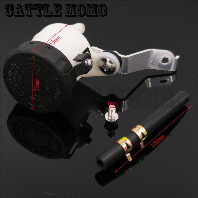 Us 14 93 6 Off Motorbike Master Cylinder Brake Fluid Reservoir Oil Cup Tank For Honda Cbr1000rr S Cbr600rr 2004 2005 2006 2007 2008 2009 2015 In