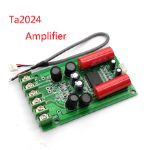 TA2024 12V 2x15W wzmacniacz AMP moduł tablicy Mini HIFI dźwięk cyfrowy moduł do samochodu