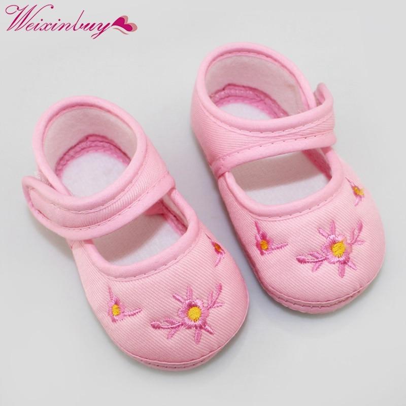 Promotion Bébé Chaussures Enfants Coton Premiers Marcheurs - Chaussures de bébé - Photo 6