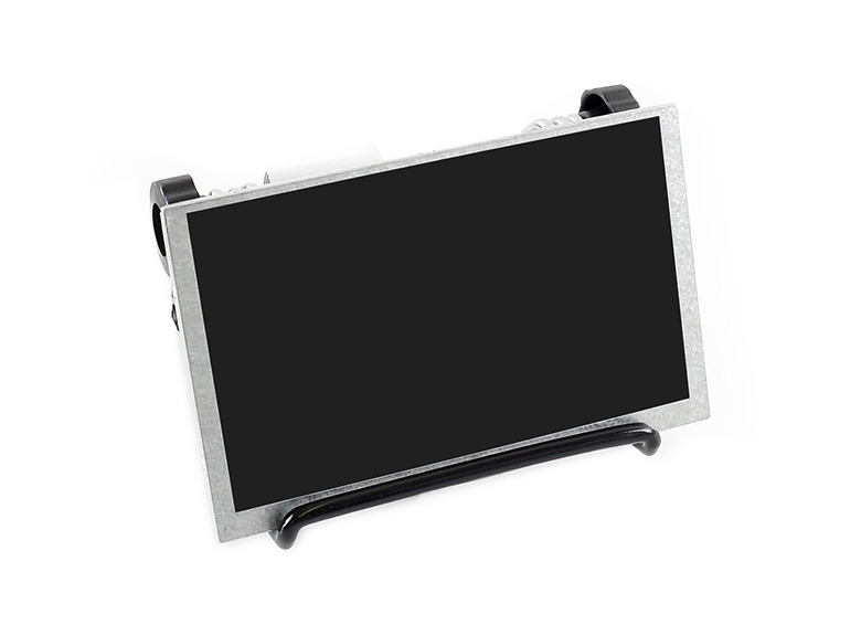 5inch DPI LCD  800x480 Resolution IPS Display For Raspberry Pi, DPI Interface, No Touch Supports Raspberry Pi Series Boards