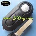 High quality remote key shell for fiat key shell fiat 500 key cover