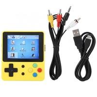 Portable Video Game Console 2.6 Mini Handheld Game Console Compatible with for GBA/GBC/GB/For FC/NEOGEO/CPS/PS1/For ATARI