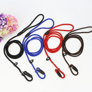 Leash-Rope Safety-Harness Strap-Rope-Traction Lead Collar Pet-Dog Cat Nylon Training
