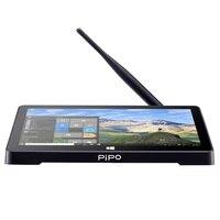 New PIPO X8S X8 Pro Dual HD Graphics TV BOX Windows 10 Intel Z3735F Quad Core 2GB/32GB Tv Box 7 Inch Screen Mini Pc