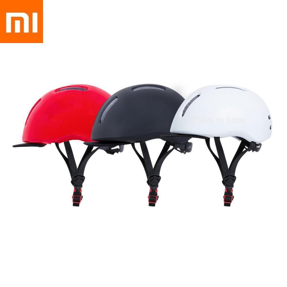 Le casque Original de loisirs de ville de Xiaomi Qiji peut réglable pour le matériel d'équitation extérieur