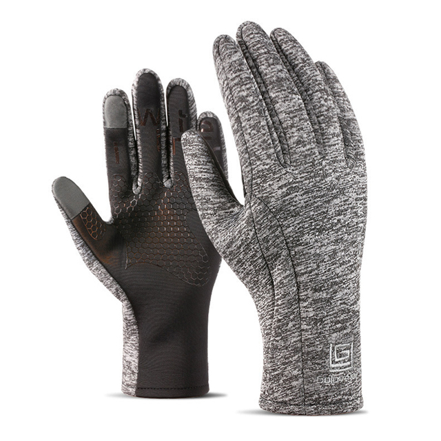 Осень-зима Мотоцикл перчатки Для мужчин Для женщин ветрозащитный Водонепроницаемый Moto Luvas с флисовой подкладкой теплые Сенсорный Экран Мотоцикл перчатки