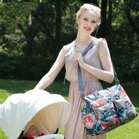 Multifunctional Baby Diaper Bag Mother Shoulder Bag Handbag Mummy Maternity Bag Waterproof Baby Stroller Messenger Bag kids
