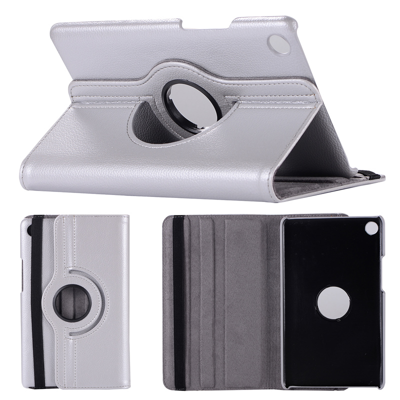 360 Rotating Cover Case For Huawei Mediapad M5 8.4 SHT-W09 SHT-AL09 Folding Stand PU Leather Case For Huawei M5 8.4 Tablet Funda