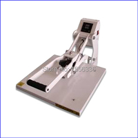 Magnetism Semi auto heat press transfer machine