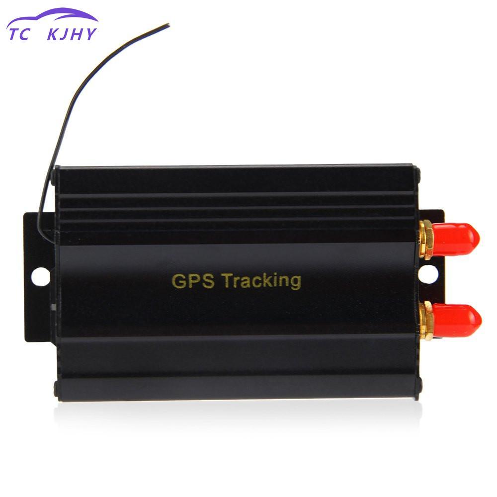 Traqueur automatique de Gps de voiture de véhicule de traqueur de Gps de 2018 traqueur automatique de Gps/gprs dépistant le système en temps réel de Gps d'alarme de capteur de choc de porte de traqueur