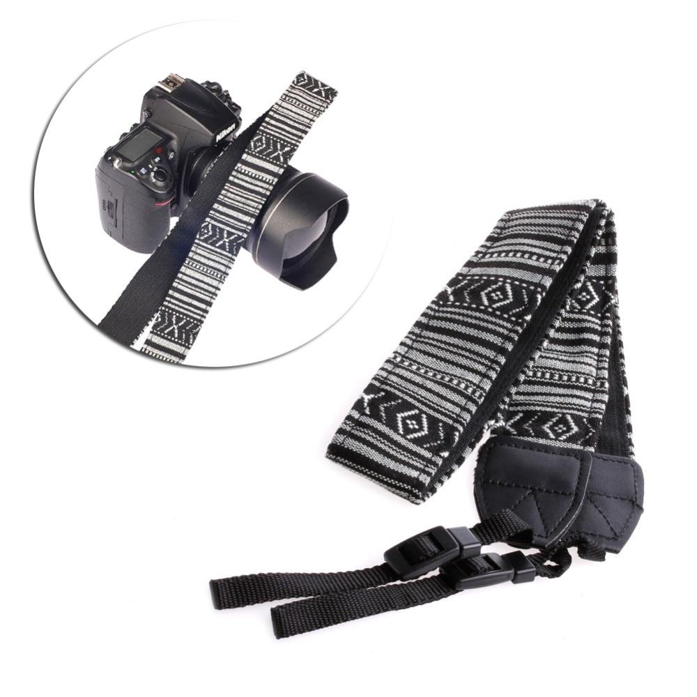 ewestCamera Shoulder Neck Belt Strap For DSLR Canon Nikon Sony Panasonic Vintage