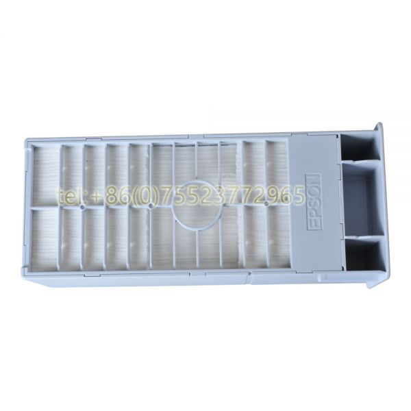DX5 7700 Maintenance Box Stylus Pro 7700/9700/7710/9710/7890/9890/11880 maintenance tank with chip for ep 7700 9700 7710 9710 printer